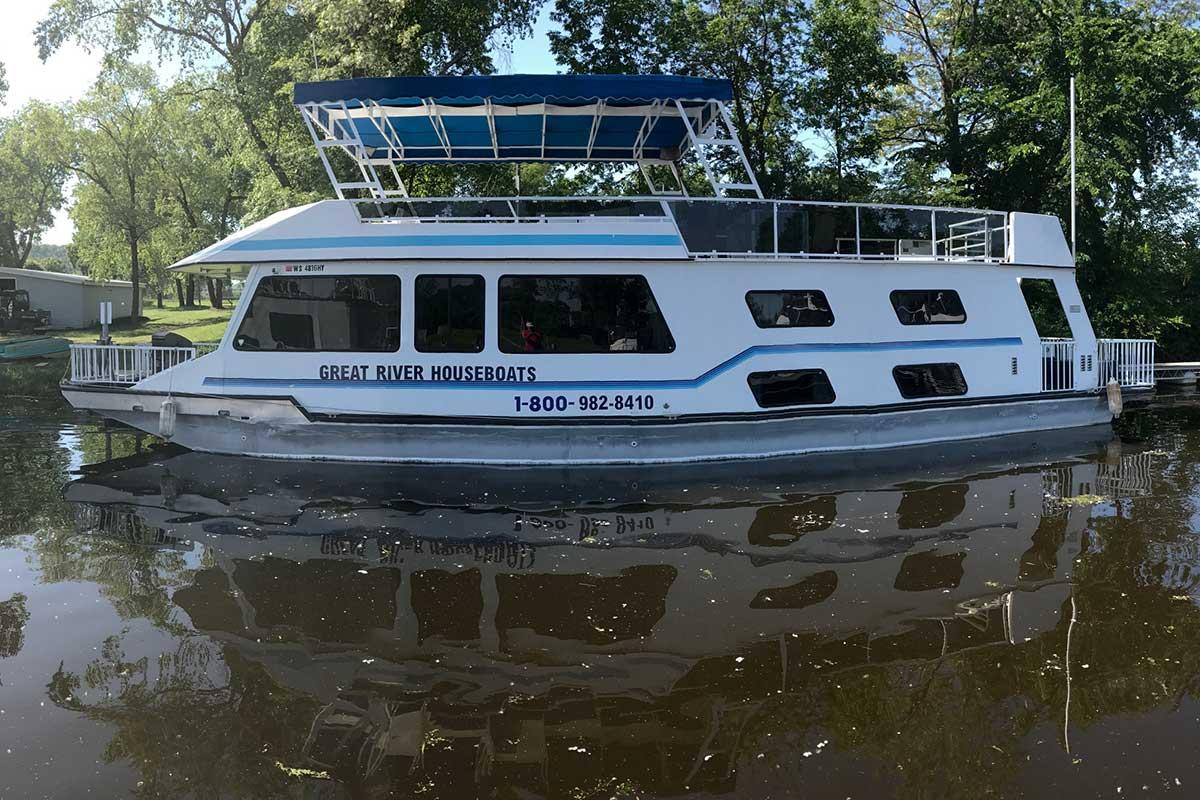 Alma Marina Delite Houseboat