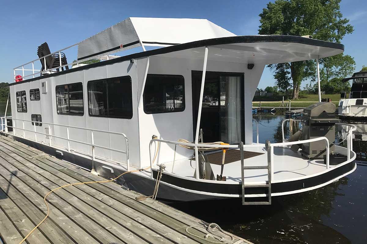 Alma Marina Serenity Houseboat